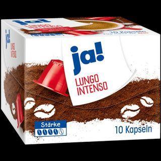 Ja! Coffee Capsules by Rewe