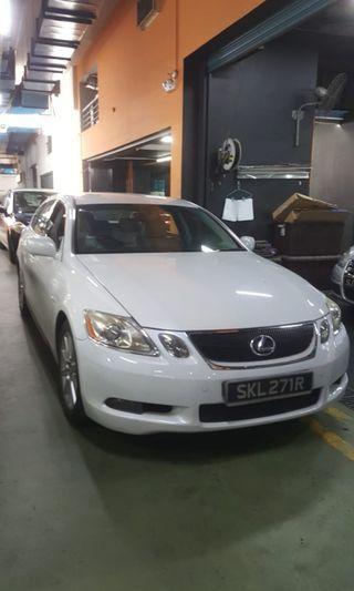 Premium Lexus GS300