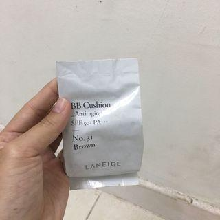Authentic Laneige BB Cushion Refill Pack