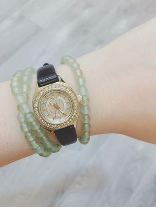 DKNY高端限量鑽錶美國🇺🇸帶回 正品保證! 太美了