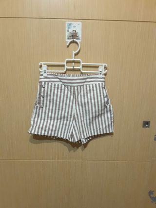 🚚 全新直條口袋短褲