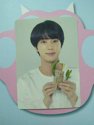 [WTS] BTS JIN LOVE YOURSELF PHOTOCARD