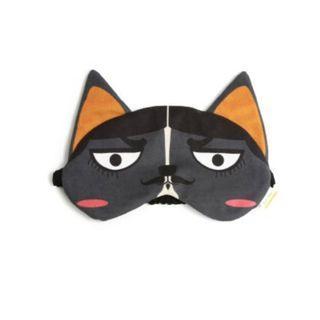 遮光眼罩 狗狗系列 蘇格蘭牧羊犬(男) 旅行護眼 睡眠午休 遮光透氣睡覺眼罩