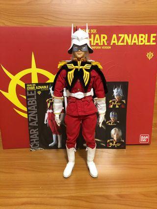 馬莎 char aznable 1/6 自護 hot toys devilock