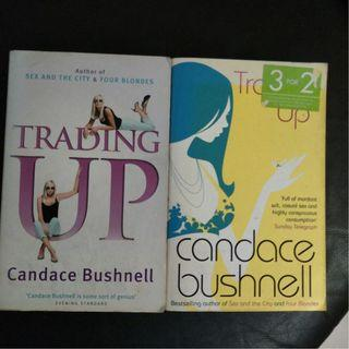 Pre - Loved Trading Up by Candace Bushnell [Paperback]