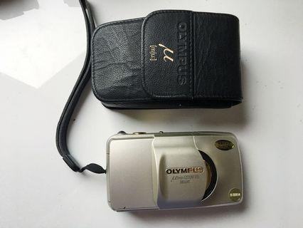 🚚 [變焦金喵]OLYMPUS mju zoom 115 DELUXE 生活防水底片相機