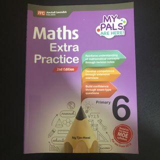 (Free postage) Primary 6 Maths Extra Practice (2nd Edition)