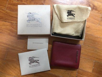 Used Burberry Men's Wallet-8cc