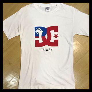 (二手)DC 20週年 上衣 T-shirt 尺寸S