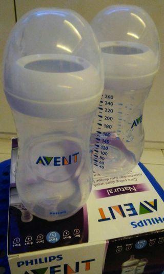 🚚 Philips Avent milk bottles