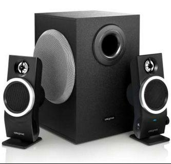 Creative Inspire T3100 2.1 subwoofer 電腦喇叭 低音炮