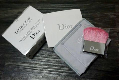 🚚 Dior blush and bloom palette