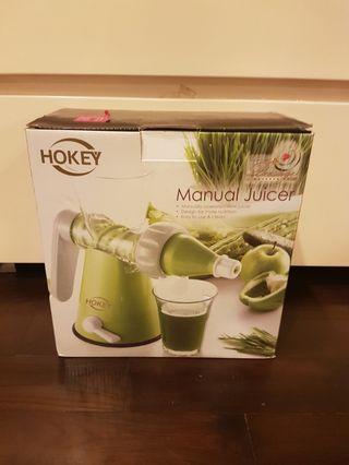 Hokey Manual Juicer