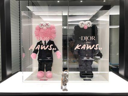 Dior x Kaws BFF Plush Set