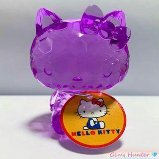 Namco 冒險樂園 Sanrio Hello Kitty 水晶膠 寶石