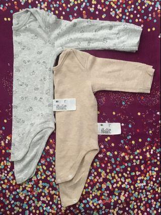 秋冬季 嬰兒長袖衫 9-14 kg longsleeves baby top $20each