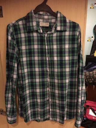 Zara Boys Checkered Shirt