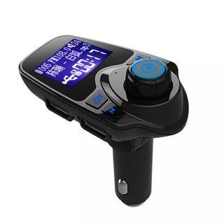 🚚 T11 Bluetooth Hands-free Car Kit with MP3 Music Player FM Transmitter