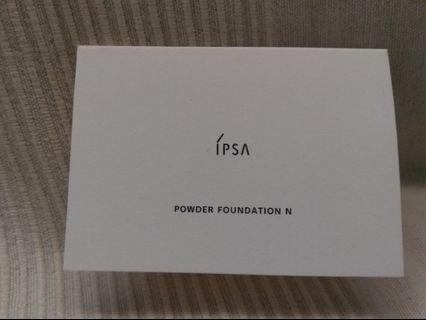 包郵 IPSA 粉底 試用裝