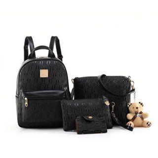 #Sale~4in1 Backpack Sling Bag card holder