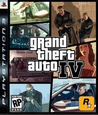 Ps3 Gta IV Grand Theft Auto 4