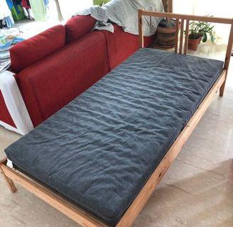 IKEA single bed and mattress for sale $20