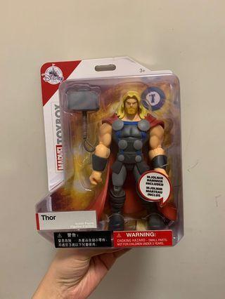 Thor marvel toy box