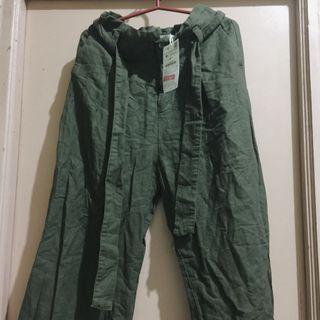 Zara linen trousers