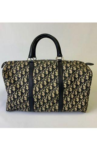 Christian Dior Vintage monograms Boston bag