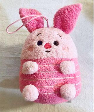 (包郵!!)Disney tsum tsum winnie the pooh piglet plush 小熊維尼豬仔公仔