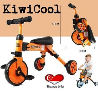 Kids Bike / Foldable Tricycle Scooter for toddler