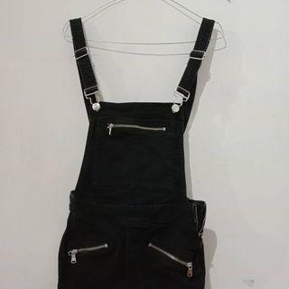 Overall h&m black