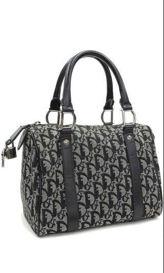 Christian Dior Vintage Boston Bag