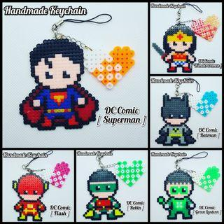 DC Comic's Keychain (DOORGIFT) #APR10