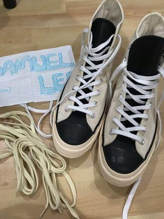 Fear of god fog converse us10.5