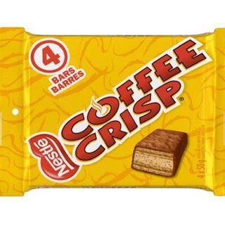 (現貨)Nestles Coffee Crisp  (不同大小包裝)