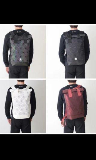 Adidas Originals 3D Issey Miyake Backpack (PreOrders)