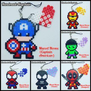 Marvel Superheroes Keychain (DOORGIFT) #APR10