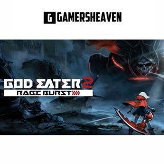 God Eater 2 Rage Burst PC