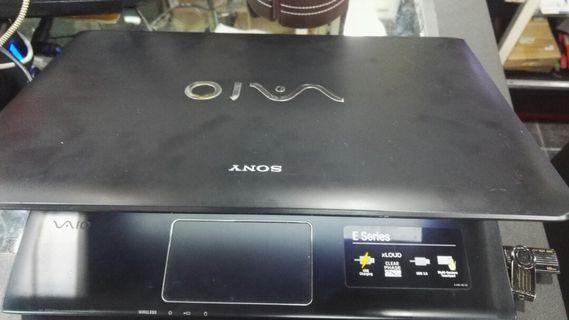 Sony laptop Cora i5 01163634528