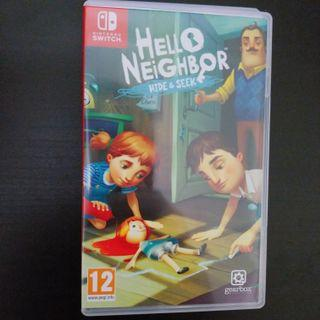 switch hello neighbor 中文版