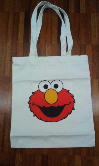 ELMO zippy Tote Bag