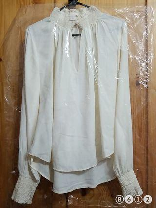 H&M襯衫【雪紡】