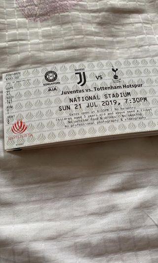 🚚 ICC Juventus vs Tottenham Hotspurs