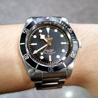 Tudor Black Bay Noir 79220N