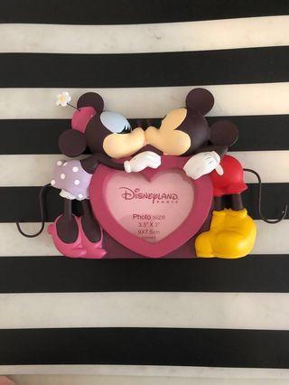 Disneyland Micky mouse photo frame 迪士尼米奇相架