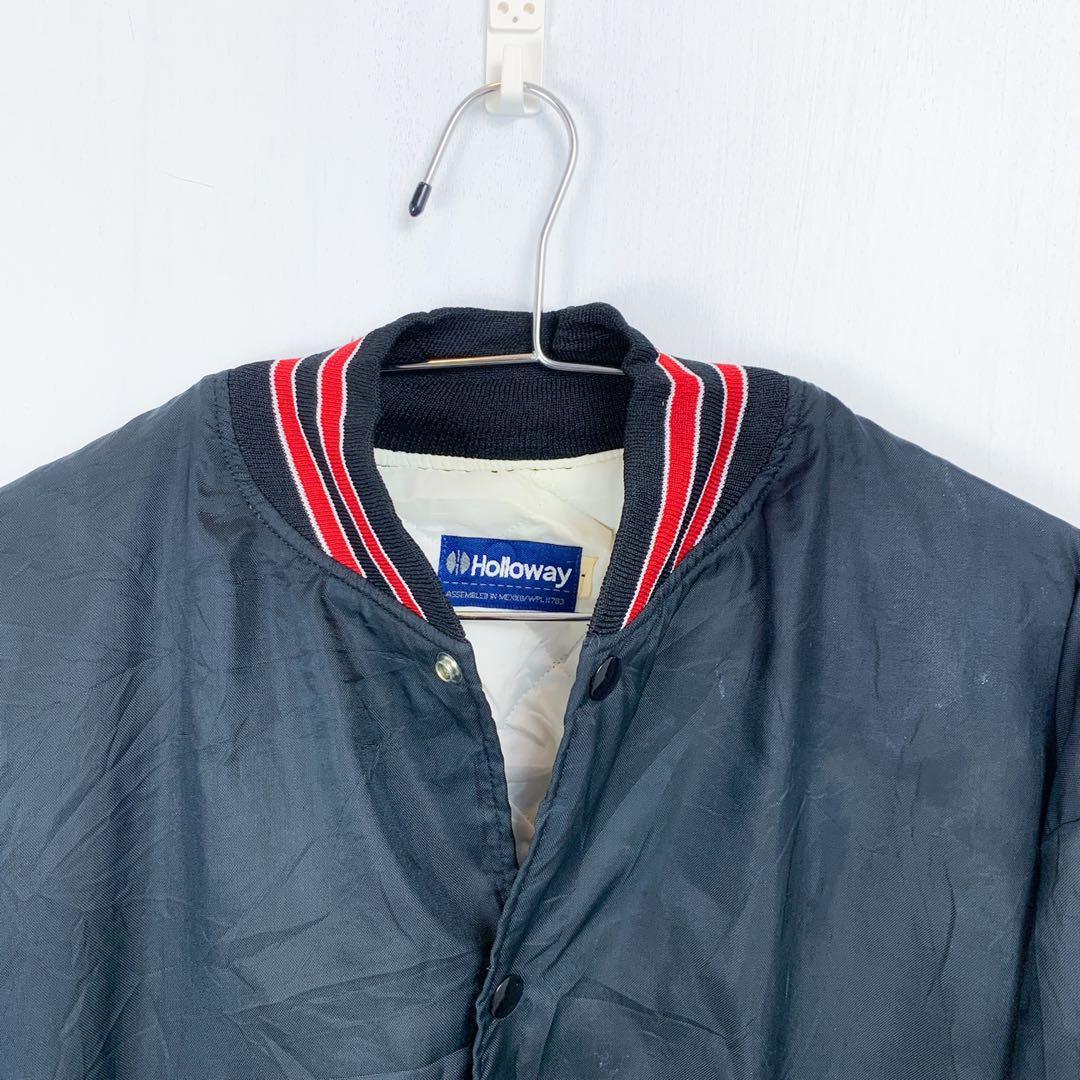3039 Vintage - 古著Holloway低調棒球外套