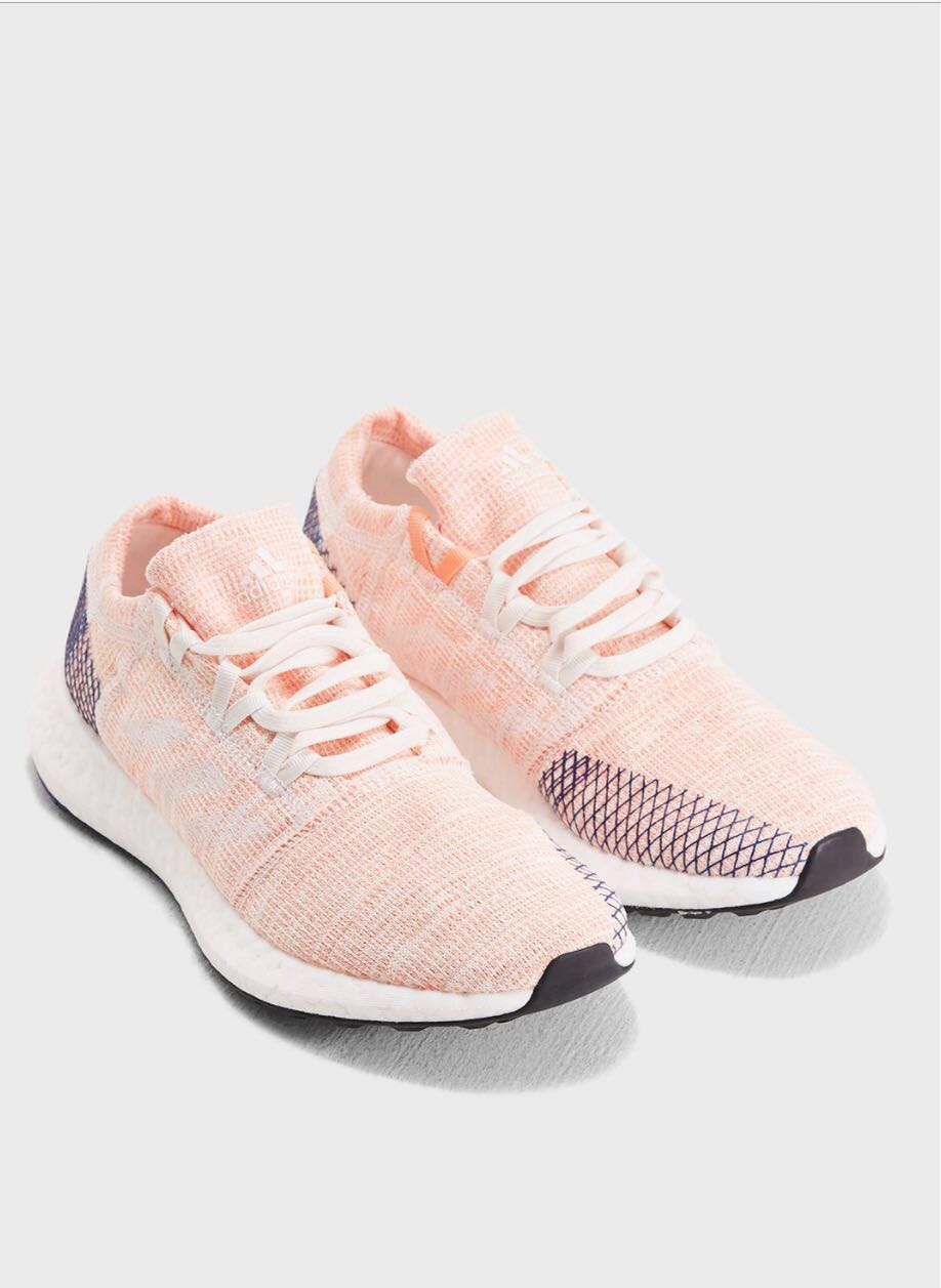 95f435e33 Adidas Pureboost Go sports running Shoes/sneakers, Women's Fashion ...