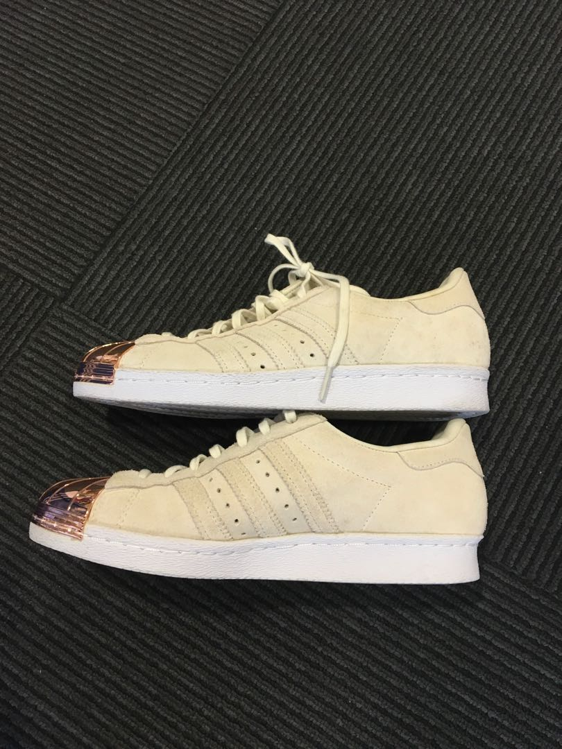 plus récent 6f10b 31dd4 Adidas Superstar rose gold