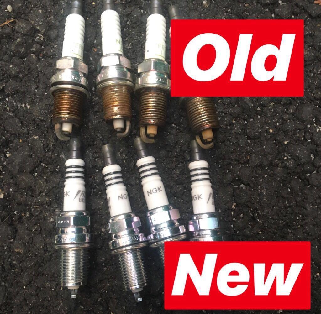 Avante plug + coil replacement